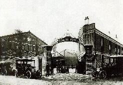 Завод Луи Рено в Булони.