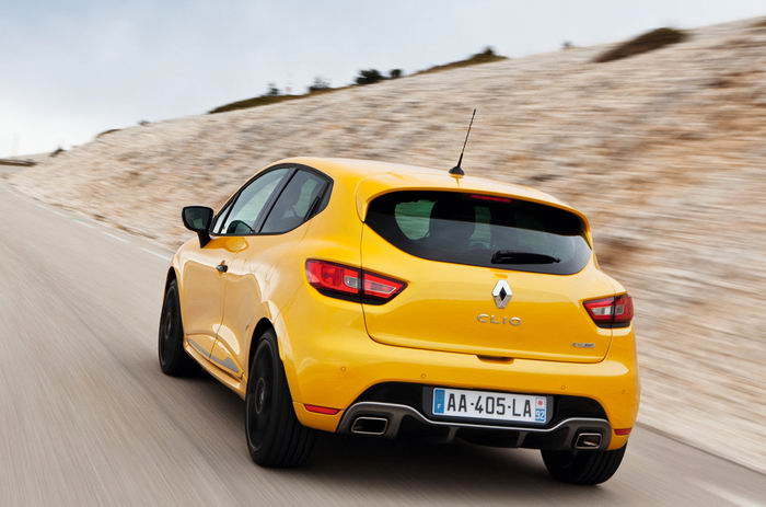 Renault Clio RS 2014