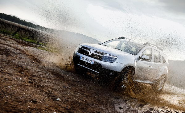 Renault Duster 4x4 1.5d МКПП 6