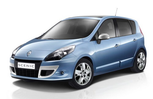 Renault Scenic 15th